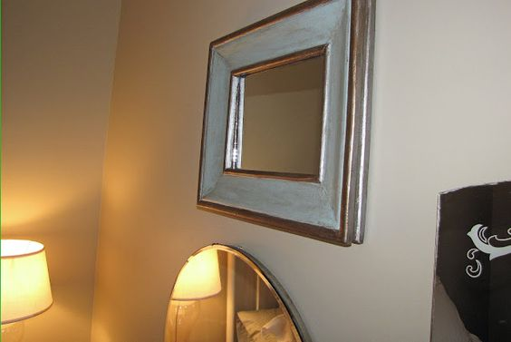 New life for old mirrors...