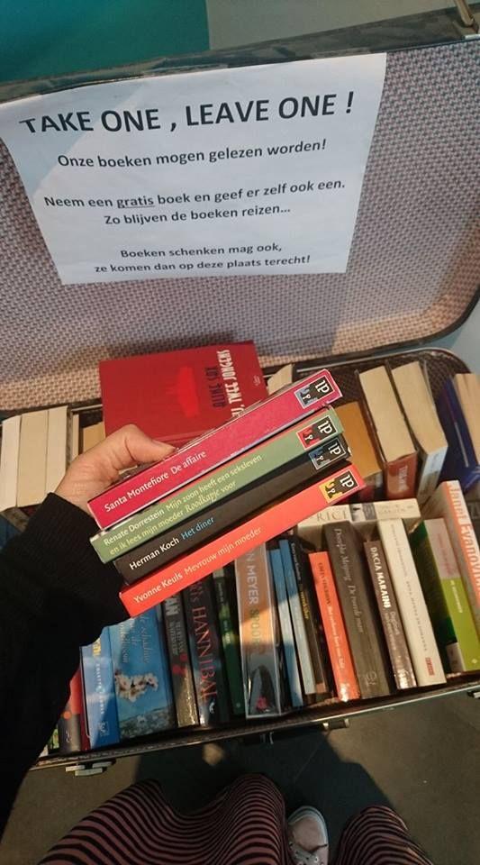 Boekenkoffer Aalst