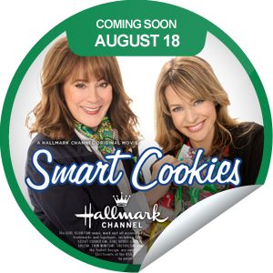 "Smart Cookies Coming Soon...Be a ""Smart Cookie"" and get ready for this new Hallmark Channel Original Movie by checking-in with GetGlue.com"