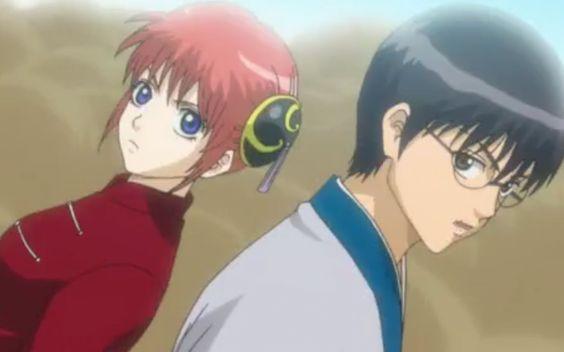 kagura & shinpachi