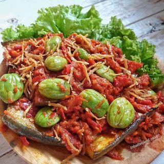 Resep Terong Balado Teri Medan By Trisulistijani Resep Masakan Indonesia Resep Masakan Resep Makanan Pembuka