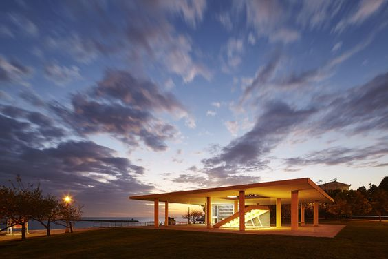 Chicago Horizon | Architect Magazine | Ultramoderne, Chicago, Illinois, Cultural, New Construction, Lakefront Kiosk Competition, Arts and Culture, Chicago-Joliet-Naperville, IL-IN-WI, Chicago Architecture Biennial