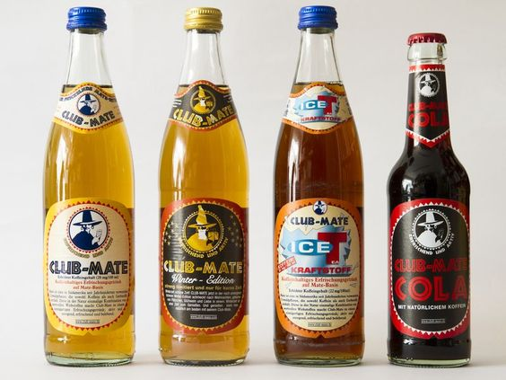 Club-Mate: The Favorite Drink of German Hackers and Club Kids Is Here