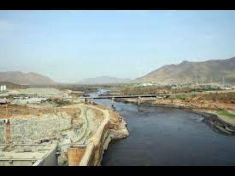 بث مباشر للتلفزيون الإثيوبي ي ظهر امتلاء بحيرة سد النهضة عن آخرها Outdoor Water Coastline