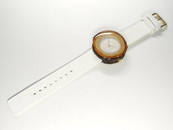 Women's watch wooden watch natural wood watch unique by Woodur