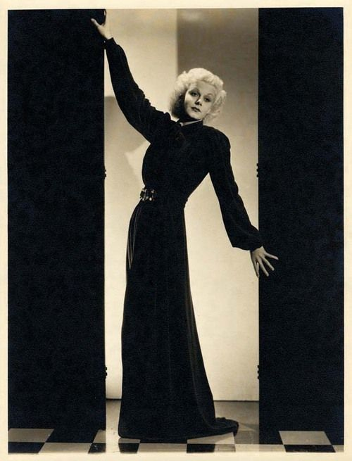 Jean Harlow Original Prints: By George Hurrell