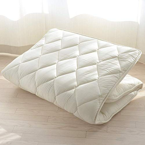New Emoor French Wool Blend Japanese Futon Mattress Leavel Extra Thick Twin 39x79in Made Japan Online Youllfindoffer In 2020 Japanese Futon Mattress Futon Mattress Japanese Futon