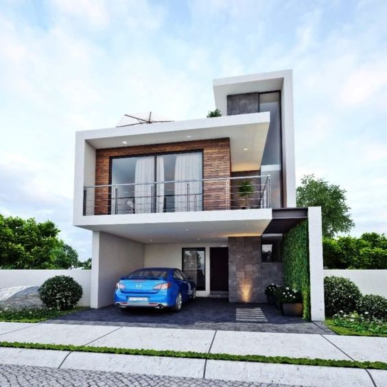 preciosa casa 3 recamaras cochera para 2 autos roof On casas modernas 3 recamaras