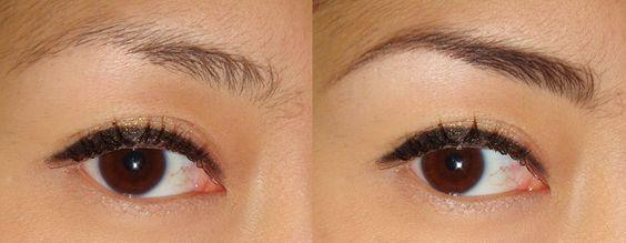 Makeup Tutorial: How To Fill In Your Eyebrows on http://makeupforlife.net