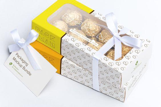 Download Sweet Box Mockup 08 Box Mockup Sweet Box Mockup Free Psd