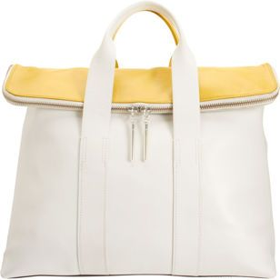 31 Hour Bag by 3.1 Phillip Lim. I think I just figured out what I want for my birthday.