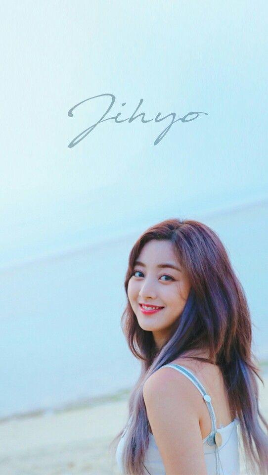 Park Jihyo Jihyo Twice Dance The Night Away Summer Nights