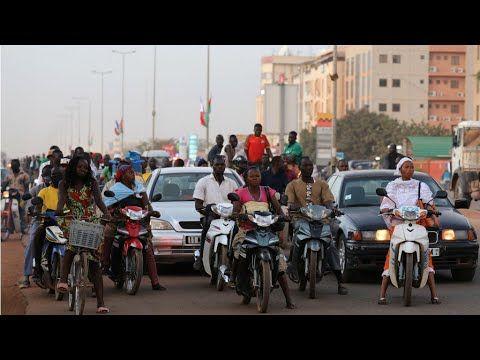 Army Hq French Embassy Attacked In Burkina Faso Capital Of Ouagadougou Ouagadougou Attack Burkina Faso