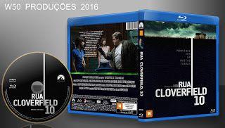 W50 produções mp3: Rua Cloverfield, 10 (Blu-Ray) Lançamento 2016