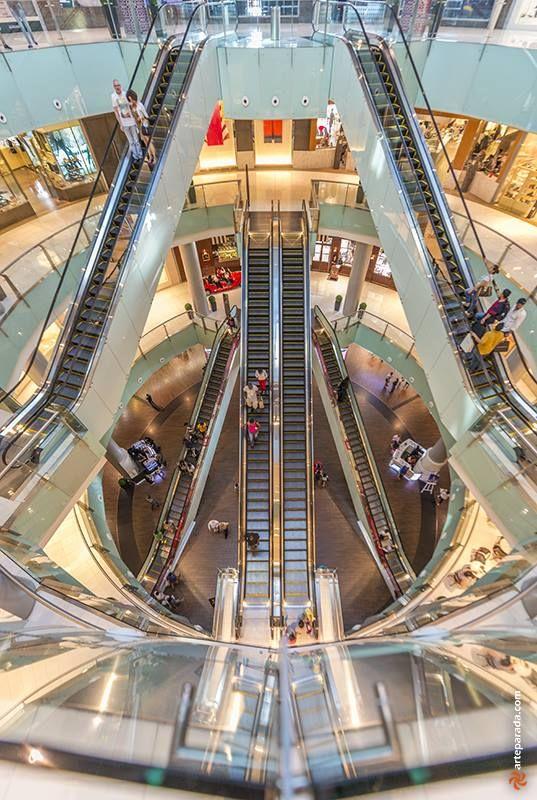 Dubai Mall, Centro comercial más grande del mundo