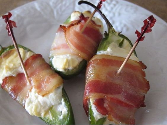 Personal Creations - Google+ - Try this Stuffed Bacon Wrapped Jalapeños appetizer for your…