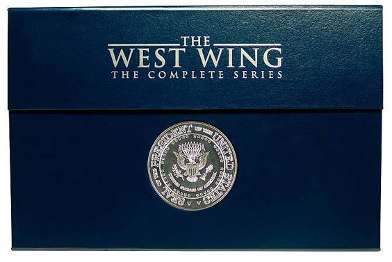 West Wing The Complete Series Collection DVD 2006 45 Disc Set | eBay