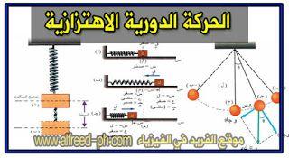 الحركة الاهتزازية في الفيزياء Physics Electromagnet Engineering