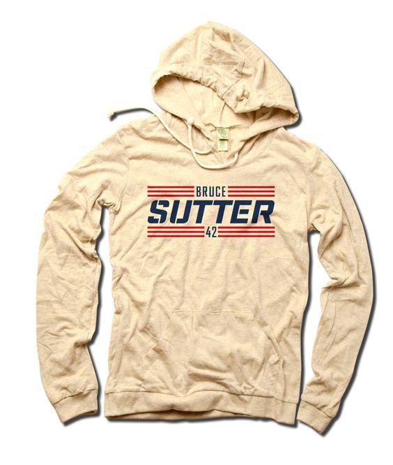 Bruce Sutter Cubs Font