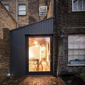 How Much Does A Side Return Extension Cost Pergolacost Pergolaforsalecheap House Extension Design Small House Extensions House Extensions