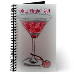 Dirty Virgin Manhattan Girl Journal $14.49