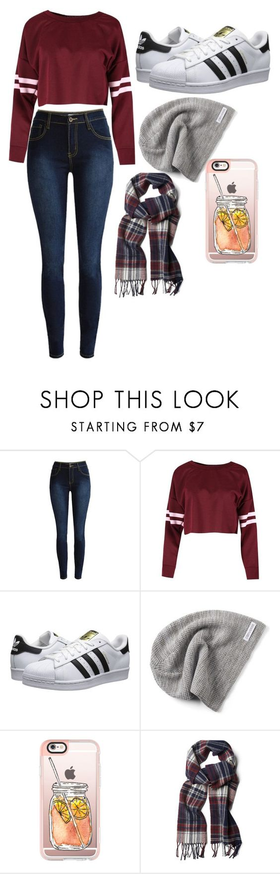 """Warm"" by nightmarexox ❤ liked on Polyvore featuring adidas Originals, Converse, Casetify and GANT"