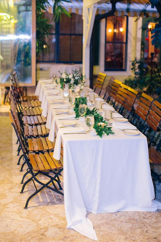Intimate Terrace Wedding | photography by http://www.weddingnature.com/
