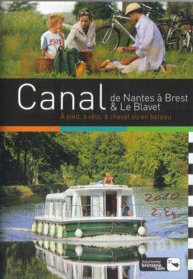 Frankeich Kanal Nantes - Brest