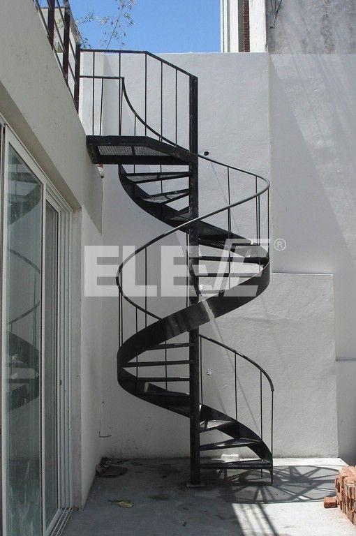 Escaleras caracol buscar con google ideas para el - Escaleras para exterior ...