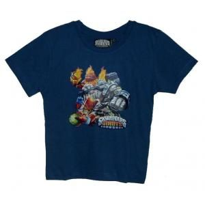 Tee-shirt Skylanders giants - bleu marine