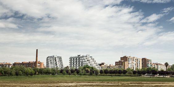 Galeria - 2 Unidades de Habitação Pública / Sauquet Arquitectes i Associats - 7