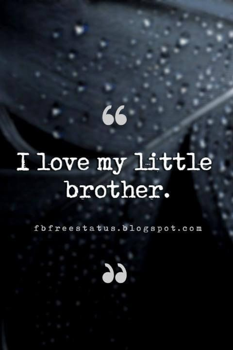 Quotes About Brothers Brother Quotes And Sibling Sayings Brother Quotes Big Sister Quotes Love My Brother Quotes