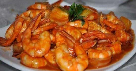 Resep Udang Goreng Pedas Manis Resep Masakan Resep Udang Masakan Indonesia