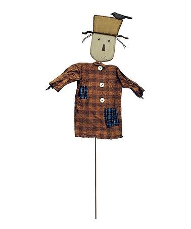 Take a look at this Jumbo Scarecrow by Primitives by Kathy on #zulily today!
