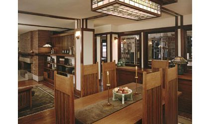 See how Frank Lloyd Wright and others continue to influence home design of our time