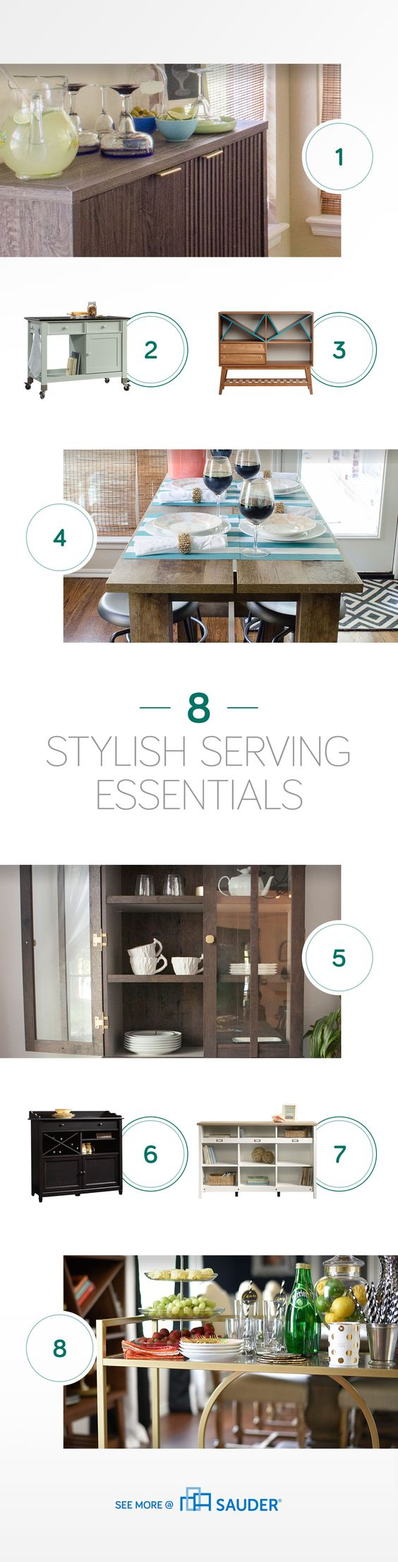 Stylish Serving Essentials
