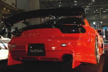 Tokyo Auto Salon2004|VeilSide Co.,Ltd./ヴェイルサイド
