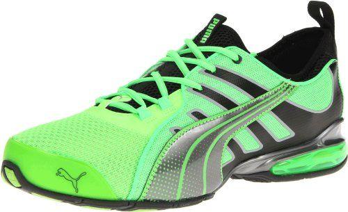 Puma Green Sneakers