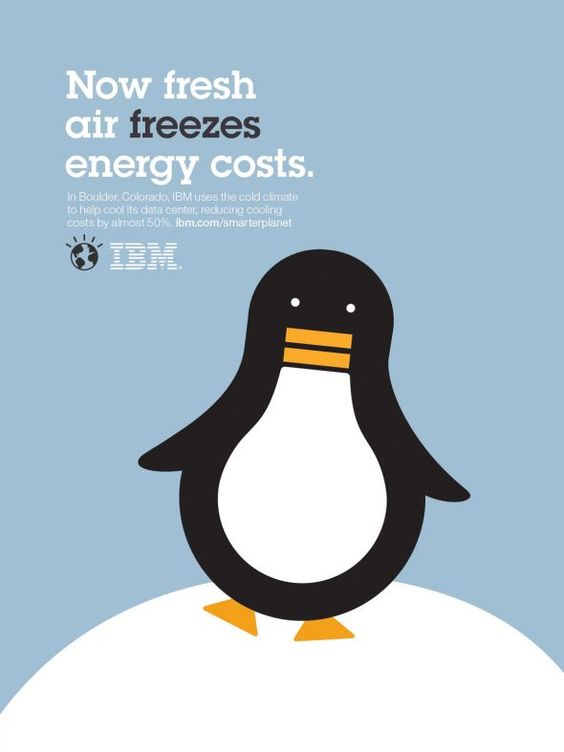 IBM: Outcomes energy | Ads of the World™