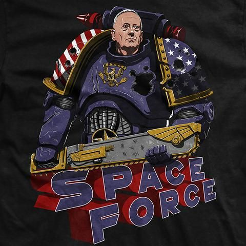 Space Force Mattis Vintage T Shirt Martial Arts Kids Warhammer 40k Artwork Warhammer