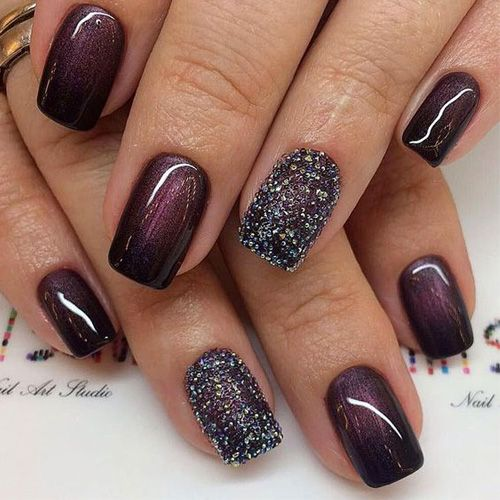 Best Winter Nails For 2018 67 Trending Winter Nail Designs Nails