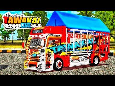 Mod Truk Tawakal Indonesia Truk Baru Sam Ptruk Youtube Truk Baru Truk Derek Konsep Mobil