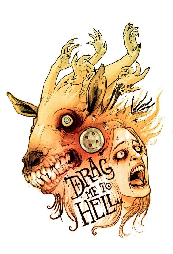 Drag Me to Hell by Fiona Staples