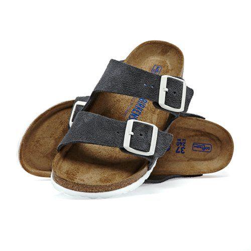 Birkenstock Arizona Soft Footbed Narrow Sandals