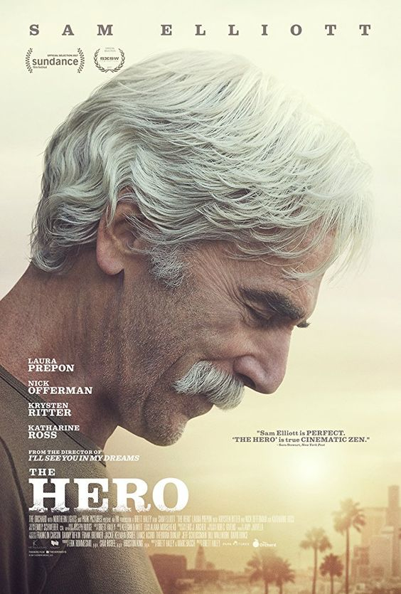 The Hero (2017) BluRay