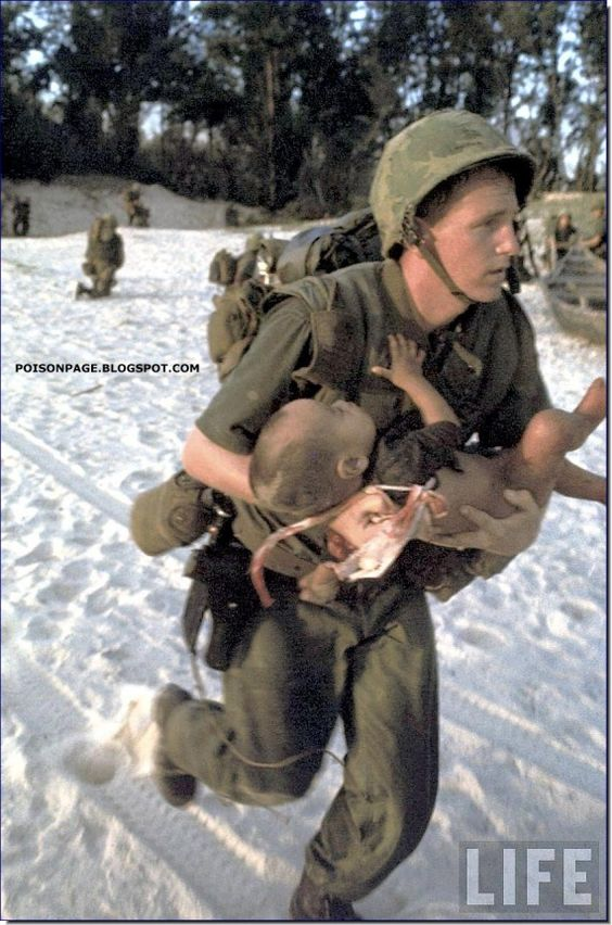Vietnam War Pictures in Color | ... photos war vietnam vietnam war stunning large color images life 040