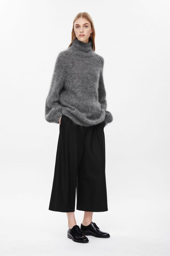 COS | High-neck jumper