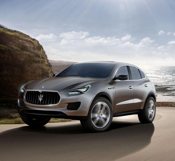 Luxury Suv: Maserati Kubang Luxury SUV By Headlines & Heroes, Via