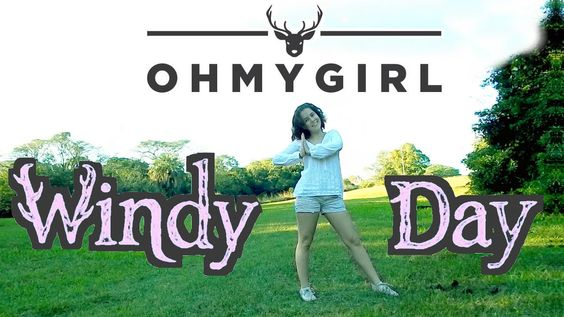 OH MY GIRL 오마이걸 - WINDY DAY ~ Dance Cover by Bela