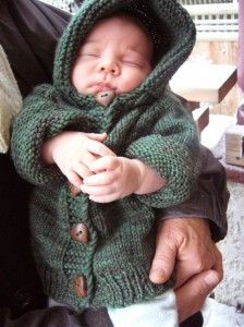 sweater sizes for babies